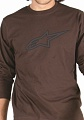 Alpinestars Лонгслим Star Flock Long Sleeve Tee